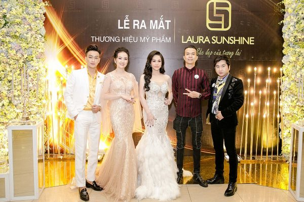 Giới thiệu mỹ phẩm Laura sunshine