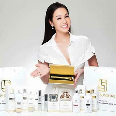 Giá trọn bộ dưỡng da của Nhật Kim Anh - Mỹ phẩm Laura Sunshine