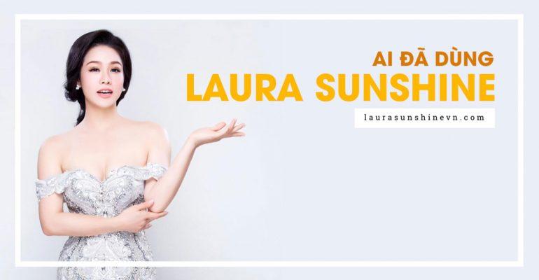 Ai đã dùng Laura Sunshine? Cảm nhận từ một người mẹ...
