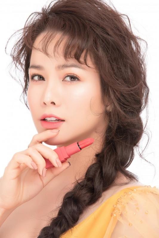 Son Laura Sunshine Nhật Kim Anh Dreamy hồng đào