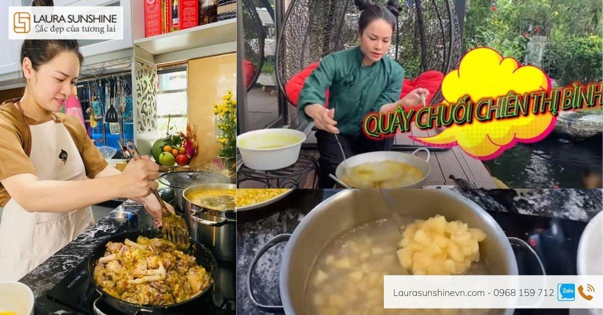 Có bạn nào đã thử những công thức Nhật Kim Anh chia sẻ chưa? Hãy chia sẻ cảm nhận với Laurasunshinevn.com nhé.